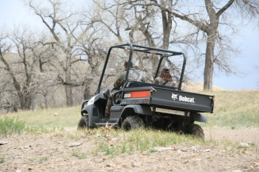 Bobcat 2200 Utility Vehicle