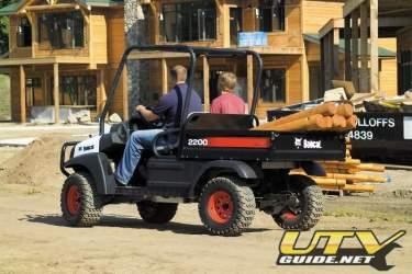 Bobcat 2200 Utility Vehicle