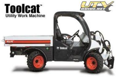 Bobcat Toolcat