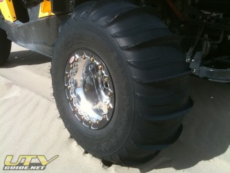 STU Sandblaster Paddle Tires from Fullerton Sand Sports