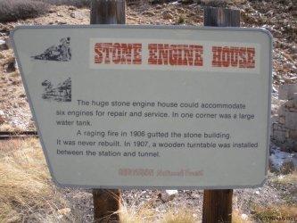 Stone Engine House