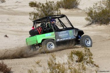 Pit Bull Tires King of the Hammers UTV Race  - Casey Currie