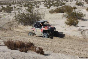 Pit Bull Tires King of the Hammers UTV Race  - Kyle Knosp