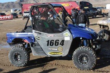Pit Bull Tires King of the Hammers UTV Race - Yamaha Rhino