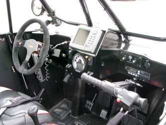 Polaris RZR S built by ZT Fab