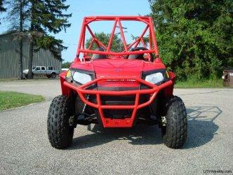 Racer Tech Polaris RZR 170 Bumper