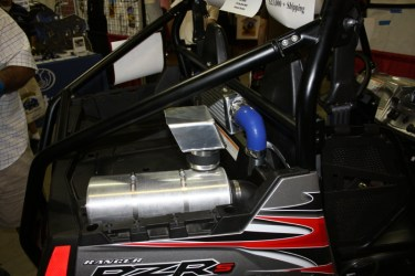 Wasteland Perforance Weber Engine Swap for Polaris RZR
