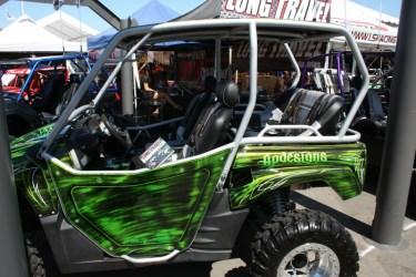 Long Travel Industries Kawasaki Teryx