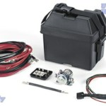Warn Winch Dual Battery Switching System – Another in the Borneo Series