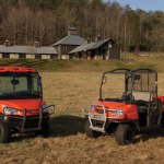 Kubota Utility Vehicles are Engineered for Versatility, Built for Durability