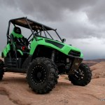 Rock Crawling Area BFE in our Built 2011 Kawasaki Teryx
