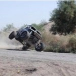 Campbell Racing at the Best in the Desert Bluewater Desert Challenge