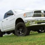 Zone Offroad Products – 2012 Ram 4″ & 6″ Lift Kits