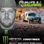 BJ Baldwin Eager to Take On Ridgecrest Course