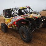 Murray Racing / CAN-AM Second in BITD UTV Pro Class