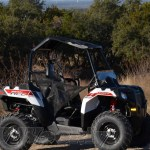 The NEW Polaris Sportsman Ace – the UTV/ATV Game Changer