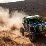 CAN-AM MAVERICK RACERS NOTCH BAJA 500, GNCC WINS
