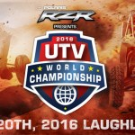 Over 200 Teams head to 2016 Polaris RZR UTV World Championship Powered By Monster Energy