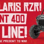 Win a 2017 Polaris RZR XP® Turbo at The Mint 400!