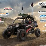 Jamie O'Brien Baja Surfari Polaris General presented by BFGoodrich Tires