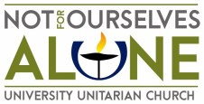 Not for Ourselves Alone - UUC