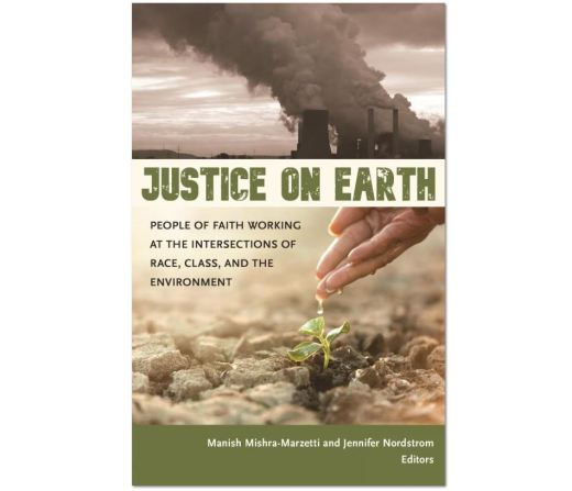 Cover of Justice on Earth