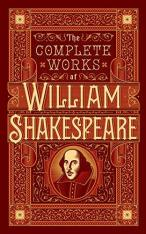 Cover of the Complete Works of William Shakespeare