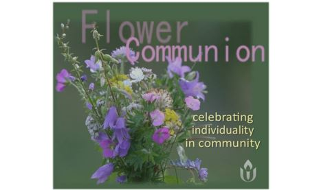 Flower Communion - celebrating individuality in community