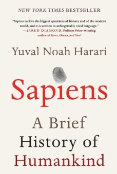 Cover of Sapiens A Brief History of Humankind