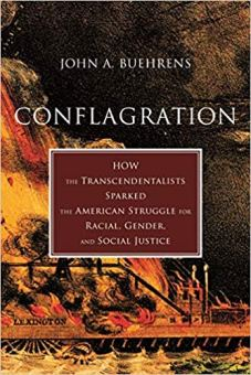 Cover of Buehrens' Conflagration