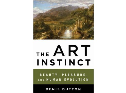 Cover of The Art Instinct: Beauty, Pleasure and Human Evolution by Denis Dutton