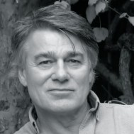 Headshot of David Whyte, poet