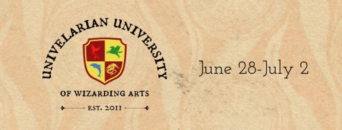Univerlarian University of Wizarding Arts; Est. 2011; June 28-July 2