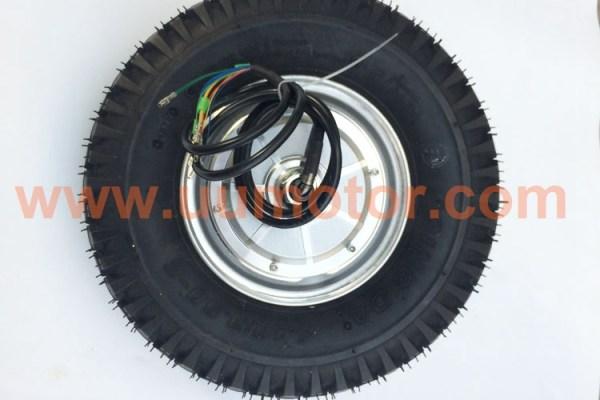 12 inch hub motor - UU Motor