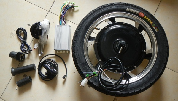 16 inch 48v 500w electric scooter kit - UU Motor