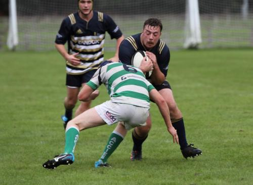 UUC RFC 1st XV v Omagh RFC 2nd XV