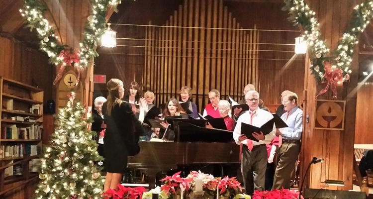 2016 Christmas Service Choir