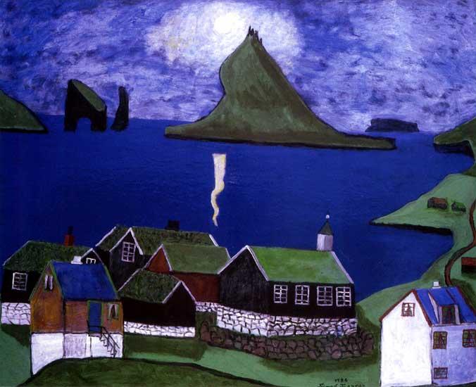 Pintores De Las Islas Feroe Galer 237 A 1