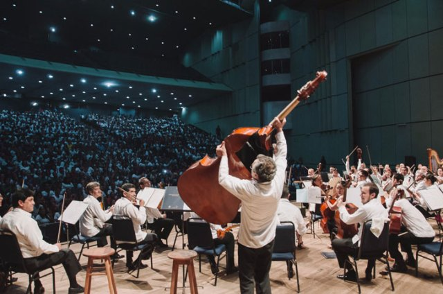 La música mexicana fue escuchada por mil 800 personas