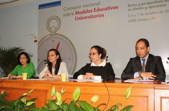 Participantes de la Mesa 4.2 Evaluación, reflexionaron sobre la construcción de los modelos educativos