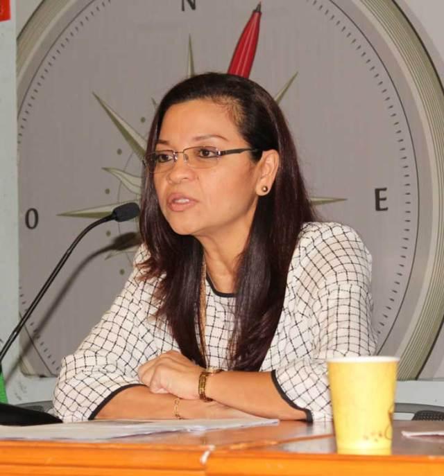 Leticia del Carmen López Díaz, de la UJAT