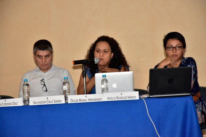 """Participantes de la Mesa 4 """"Masculinidad, migración y violencia"""""""
