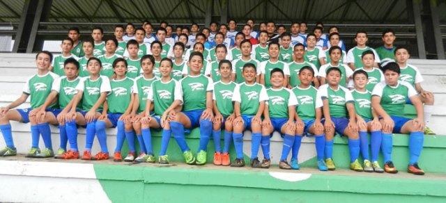 Escuela de Futbol Halcones de la UV