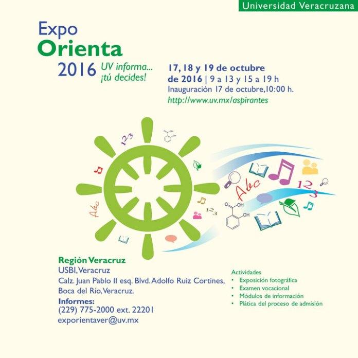 Cartel de Expo Orienta 2016