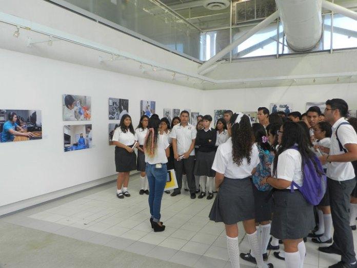 Jóvenes de bachillerato acuden a conocer sus habilidades y aptitudes vocacionales