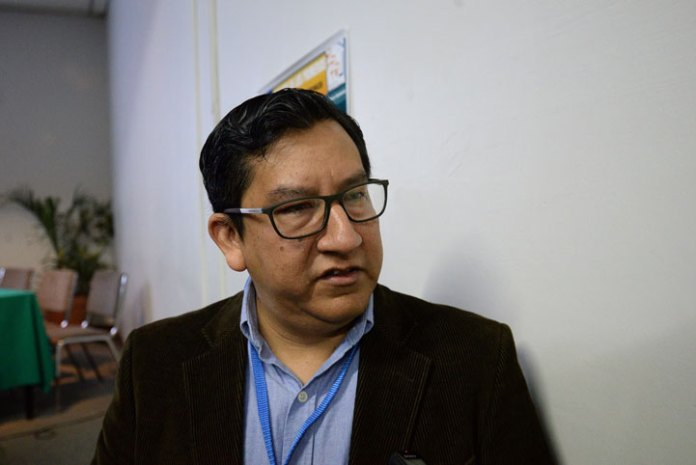 Edgard Iván Benítez Guerrero, coordinador del Doctorado Interinstitucional en Ciencias de la Computación de la UV