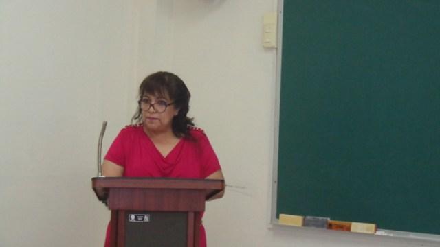 Estela Montes Carmona, directora del Instituto de Ingeniería