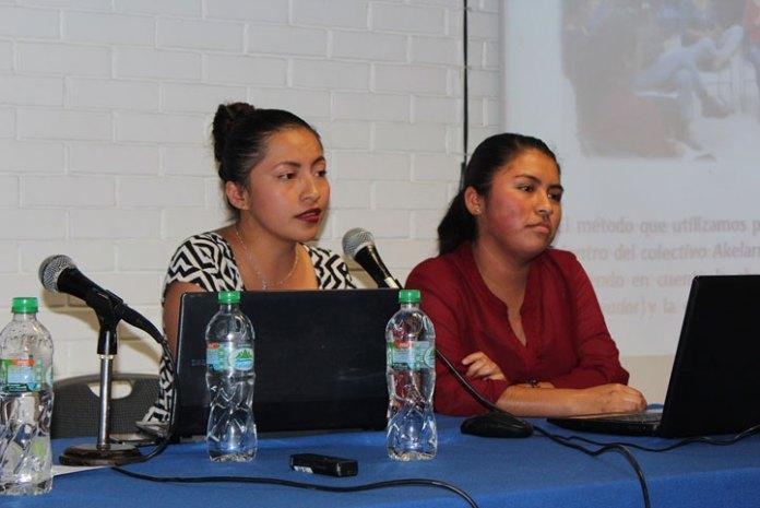 En el Salón Azul de la Unidad de Humanidades se expusieron resultados de los talleres de investigación y planeación social