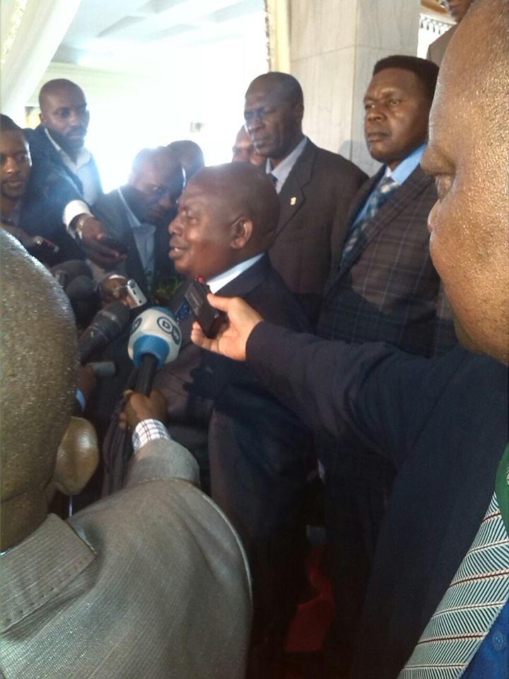 Dialogue congolais rencontre avec Kabila3