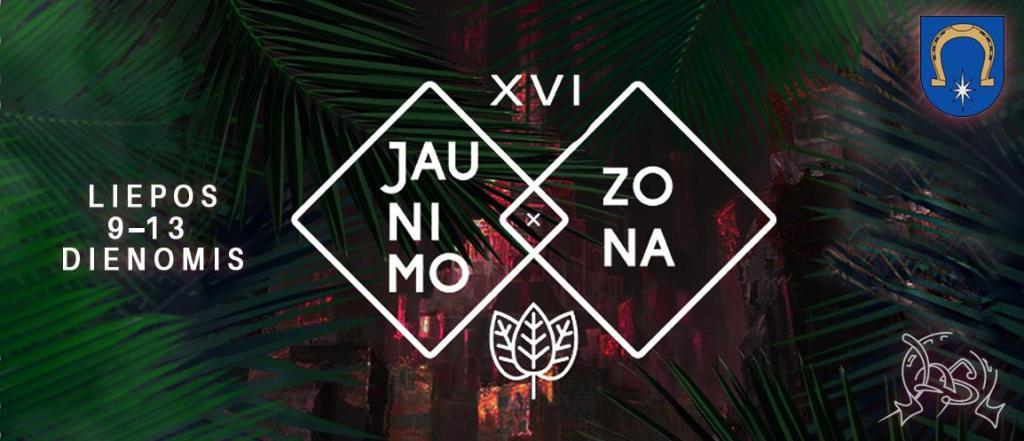 """""""JAUNIMO ZONA XVI"""""""